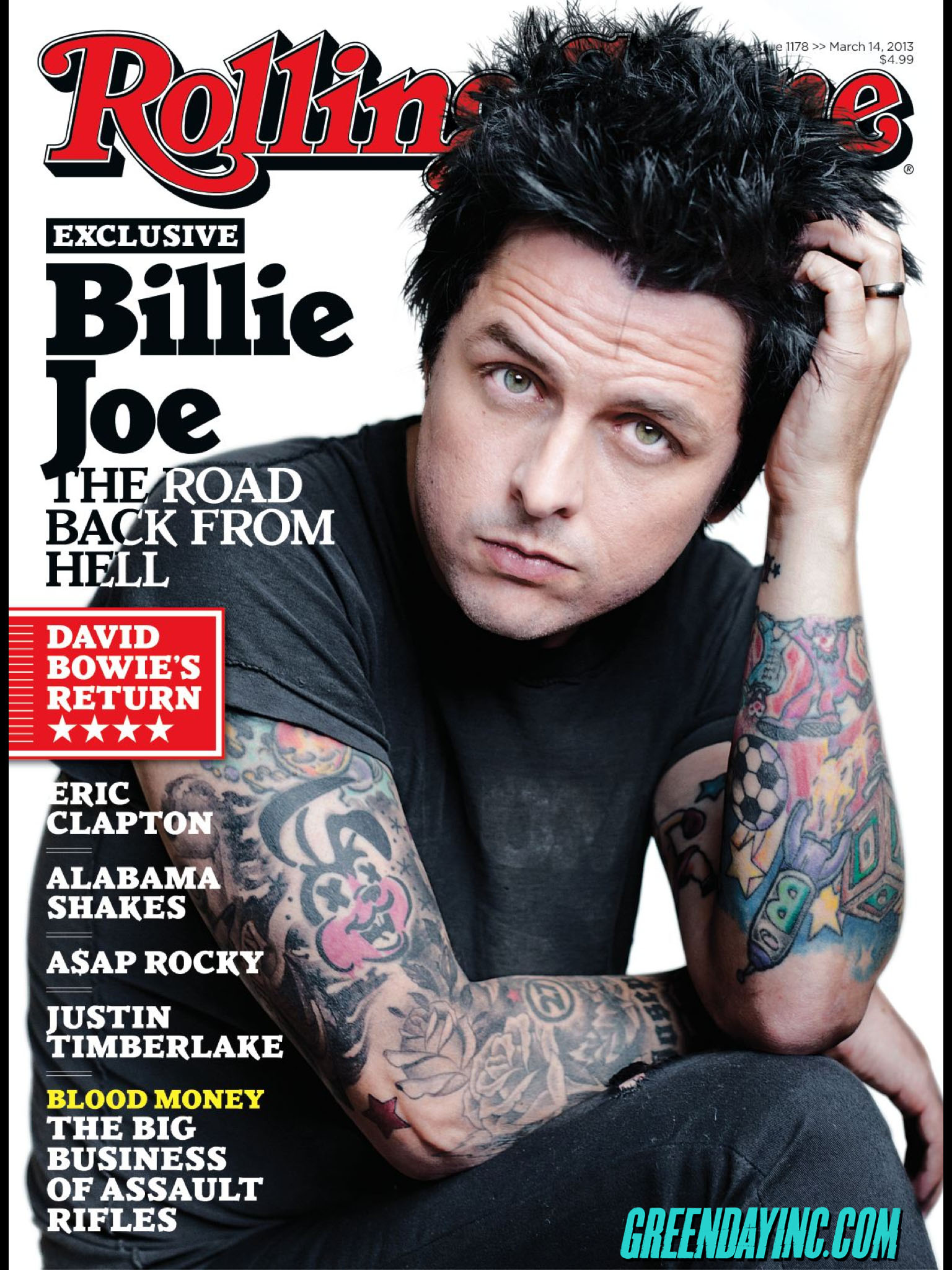 Rolling Stone Magazine Interviews on Rolling Stone Magazine