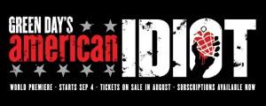 American Idiot Musical Banner
