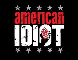 American Idiot Musical Logo