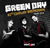 Green Day Verizon