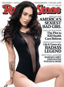 Capa Rolling Stone