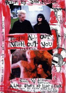 theyre all out without you poster