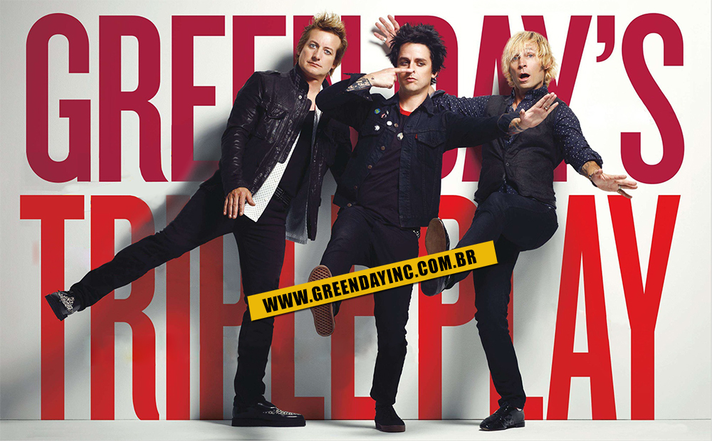 """Green Day Billboard"""